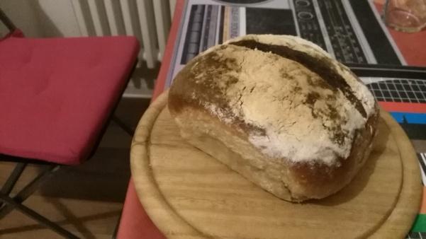 #47, Weizenmischbrot (burnt crust)